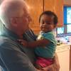 Visiting Nana & Papa