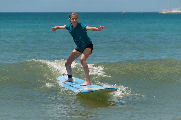 Kauai Surfing - 2012