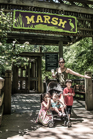 Family at Zoo-021