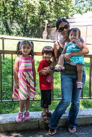 Family at Zoo-146