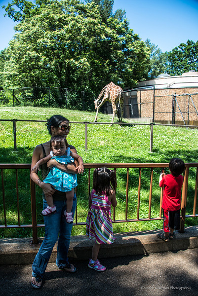 Family at Zoo-156