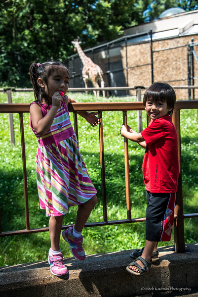 Family at Zoo-158