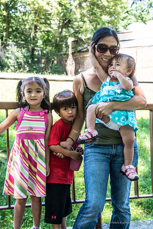 Family at Zoo-148