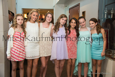 Sarah's Bat Mitzvah Party-088