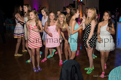 Sarah's Bat Mitzvah Party-240