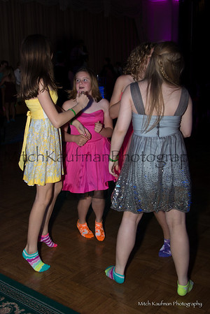 Sarah's Bat Mitzvah Party-227