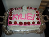 2009 09 20--Kylie's 2nd Birthday Cake