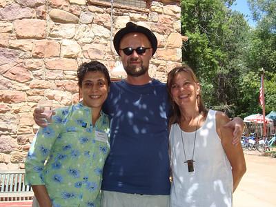 Aberdeem, Uuno Karu, and Treya Mariya