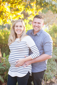 San Juan Capistrano Maternity Photos