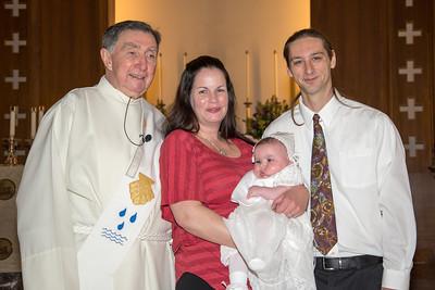 Keira's Baptism