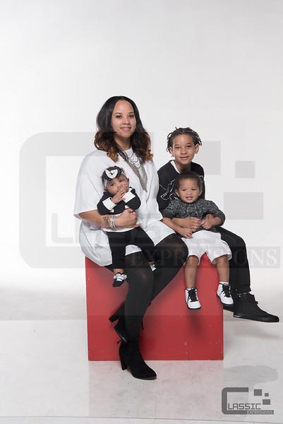 Keisha's Family