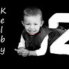 Kelby2yrs 020e bw wname