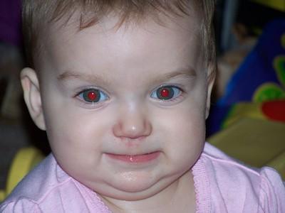 Demon child?