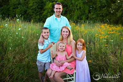Kellie & Ryan {family session}