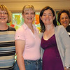Kelly's aunts, from left: Leslie, Melinda, Theresa, Kelly, Lori, Jane.