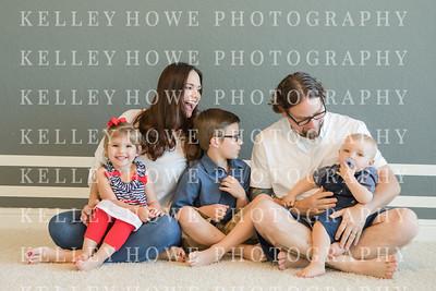 Kelly Medley Family- RAW
