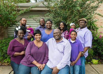 Kelly- Ward Family Photos 2015