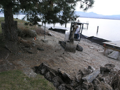 2005 - Kelowna Landscaping pictures
