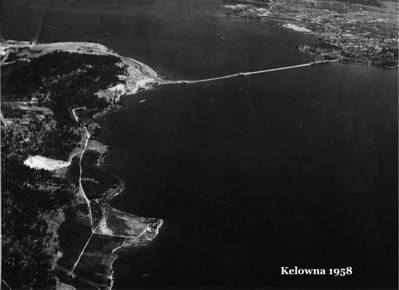 Kelowna - 1956 - 1958