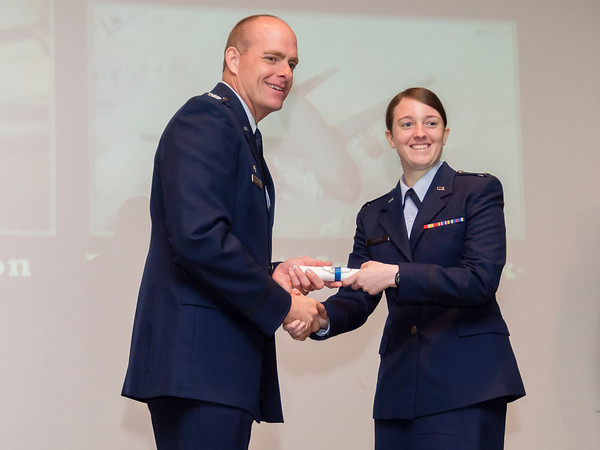 Kelsey- Pilot Training Graduation