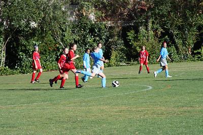 Kelsey Soccer 2010