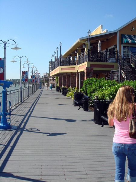 Kemah Boardwalk and a bodacious booty!
