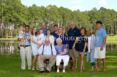 Ken, Hazel & Family
