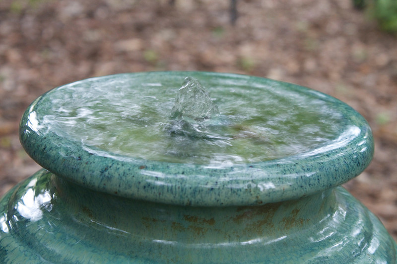 fountain detail #2
