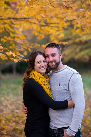 Kendra & Rob {fall session}