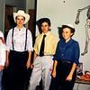 Phyllis Hinrickson, Patty Bernard, Barbara Rowan, Elaine