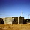 building house on Spear Street 1957