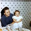 Elaine & Heidi 1959