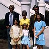 1972 Family sealing in St. George Temple