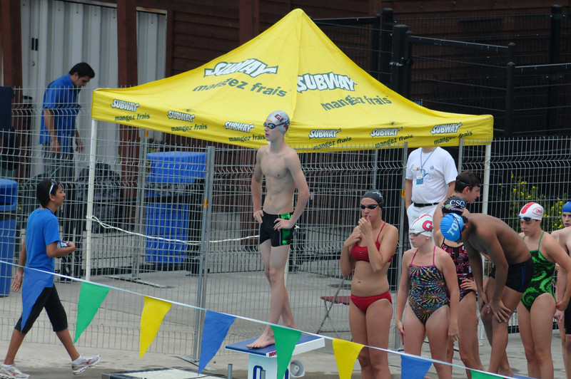 Cdn Age Group Championships Montreal 2011 - FRIDAY