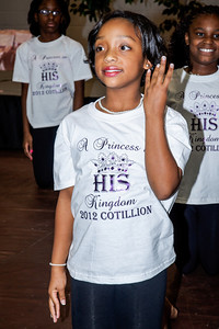 """Kenya performs during the """"Dance"""" session at the Cotillon"""