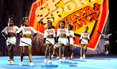 Top Notch Allstars Magnificent Minis take the stage in Myrtle Beach, SC