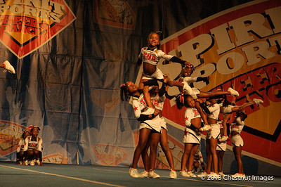TNA Magnificent Minis sky high winning National Championship status at Myrtle Beach, SC competition