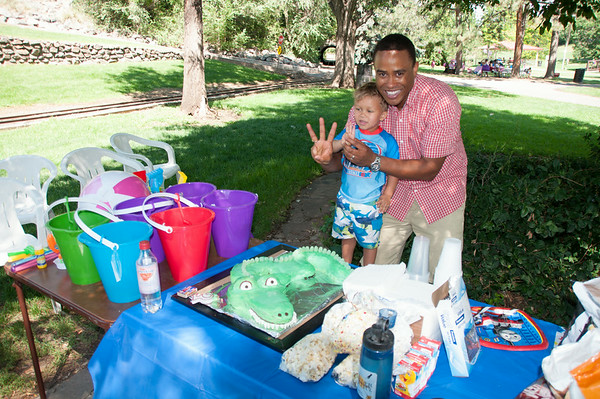 Kenyon's 3rd Birthday