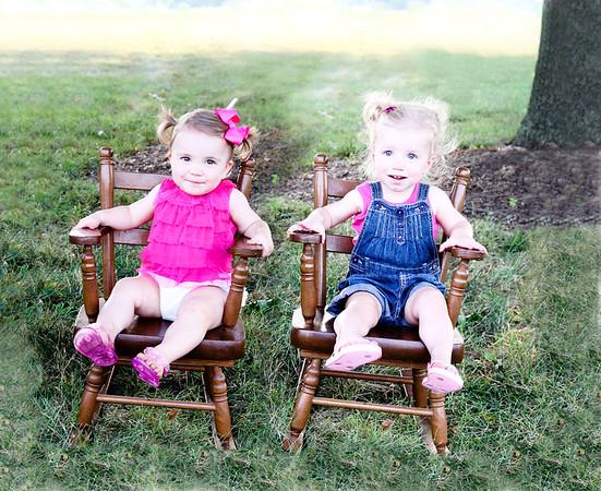 Kenzie&Tenalee Summer 2012