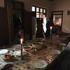 Candle-light at Vrindavanam