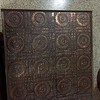 Copper table from Africa