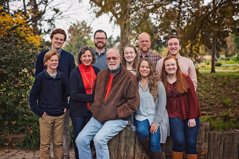 Kerr Family Portrait