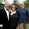 Tos, Kerry & Russell at Kerry's 50th