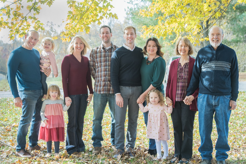 Kershner Family - Fall 2018-2