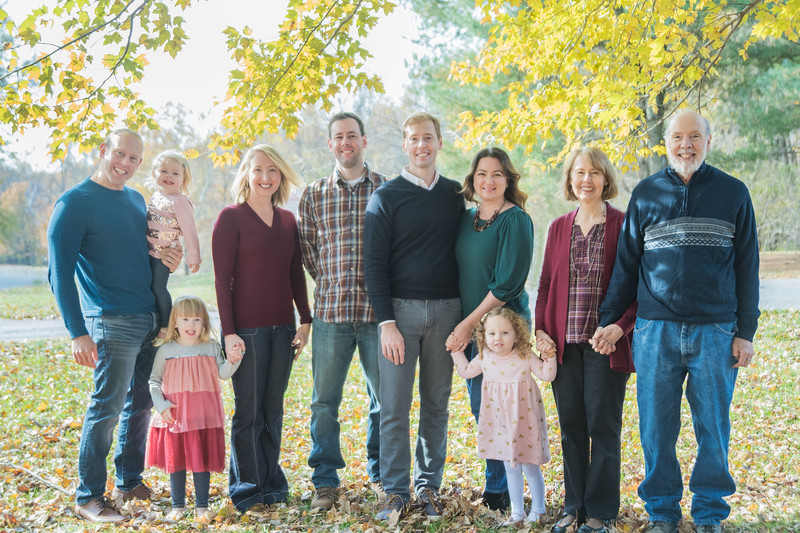 Kershner Family - Fall 2018-3