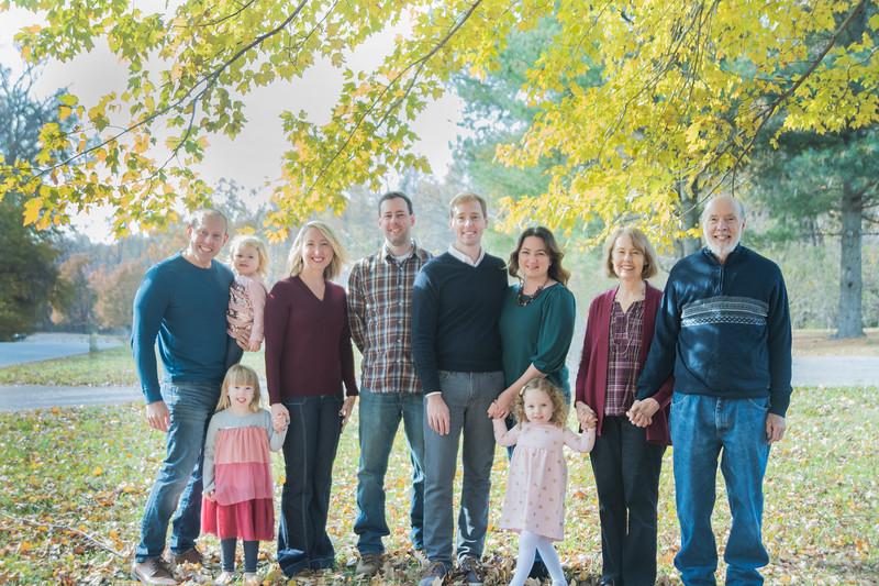 Kershner Family - Fall 2018-4