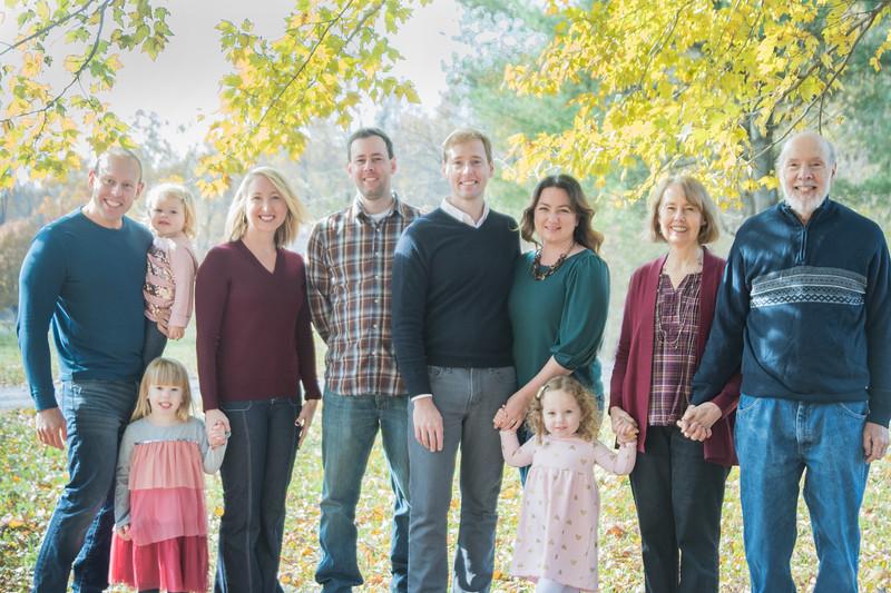 Kershner Family - Fall 2018-5