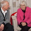 Kerst 2012 in Best.<br /> Wim en oma Jannie.