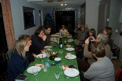 Kerstfeestje 2009