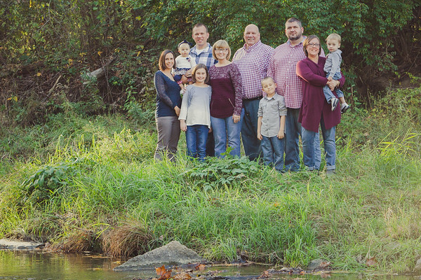 Kester Family 2016